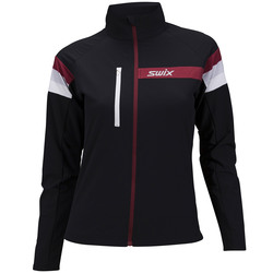 Разминочная куртка Swix W Focus женская черный