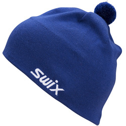 Шапка Swix Tradition син сапфир