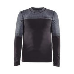 Термобелье Рубашка Craft M Warm Intensity мужская серый