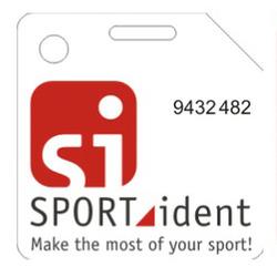 Чип Sport Ident SI-pCard (20 отметок)