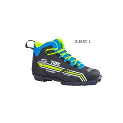 Ботинки лыжные Trek Quest1 SNS черный