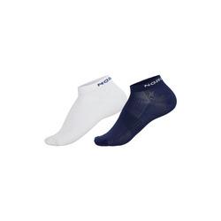 Носки комплект NordSki Run синий/белый