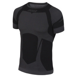 Термобелье Рубашка KV+ Seamless черный