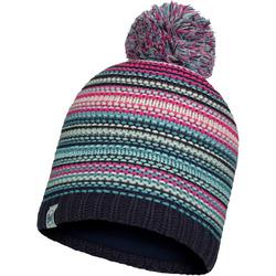 Шапка Buff JR Knitted&Polar Hat Amity Night Blue