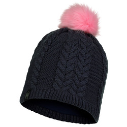 Шапка Buff Knitted&Polar Hat Nina Night Blue
