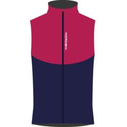 Жилет NordSki JR Premium SoftShell детский розов/фиолетовый