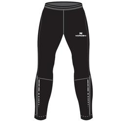 Разминочные штаны NordSki М Pro мужские черный