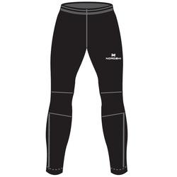 Разминочные штаны NordSki М Base мужские черный