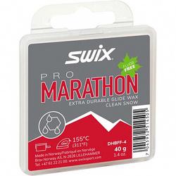 Парафин Swix FF Marathon (+20-0) black 40г