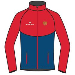 Разминочная куртка NordSki M Premium SoftShell мужская Patriot