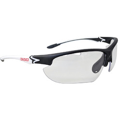 Очки KV+ Vertical black/white (2линзы)