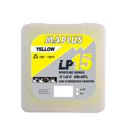 Парафин Maplus LF LP15 Yellow (+9-3) 250г