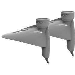 Лапки лыжные KV+ Tornado QCD XL (съемные)