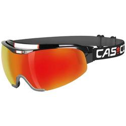 Очки-маска Casco Spirit Carbonic черн/красный