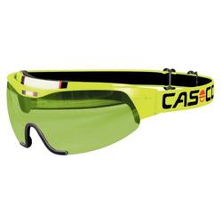 Очки-маска Casco Spirit Carbonic черн/неон