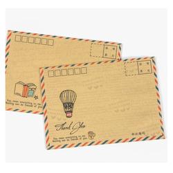 Конверт для Подарочных Карт