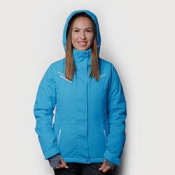 Утепленная куртка NordSki W Extreme женская синяя