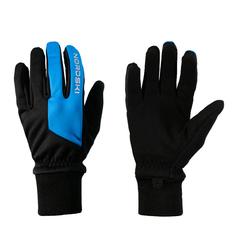 Перчатки NordSki JR Active детские черн/синий