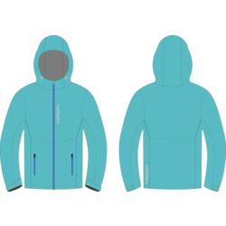 Утепленная куртка NordSki W Montana женская небесный