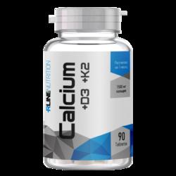 Спортивное питание RLINE Calcium+D3+K2 90 таблеток