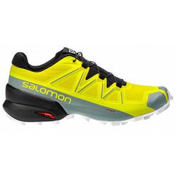 Кроссовки трейловые Salomon M SpeedCross 5 мужские черн/желтый