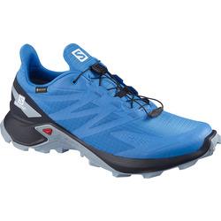 Кроссовки трейловые Salomon M SuperCross Blast GTX мужские синий