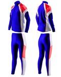 Комбинезон лыжный SunSport цвет Российс.флаг