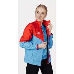Куртка Тренировочная NordSki W Sport женская Red/Blue