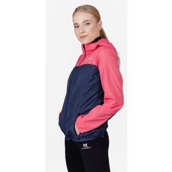 Куртка Тренировочная NordSki W Rain женская Coral/Navy