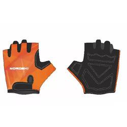Перчатки лыжероллерные NordSki Sport оранжевый