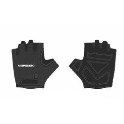 Перчатки лыжероллерные NordSki Sport черный