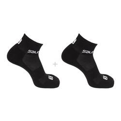 Носки (комплект) Salomon Evasion 2 пары черный