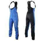 Штаны разминочные на лямках SunSport WS синие