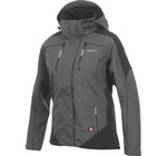 Куртка Craft W Zermatt женская черный/серый