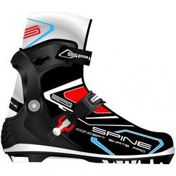 Ботинки лыжн. Spine Concept Skate PRO NNN (синт)